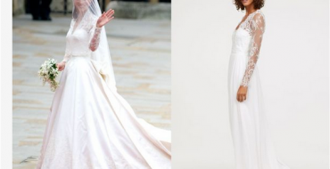 kate middleton sposa
